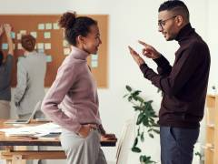 Bosses should encourage office chats to improve team performance, Kingston University research reveals