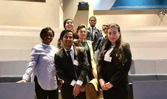 International Criminal Court (ICC) Moot Court competition