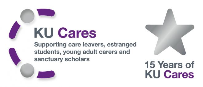 KU Cares - Supporting care leavers, estranged students, young adult carers and sanctuary scholars