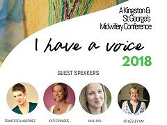 Department of Midwifery Annual Conference: 'I Have a Voice'