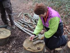 Woodland Management with the Environment Trust