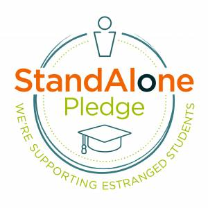 StandAlone Pledge - Suppporting estranged students