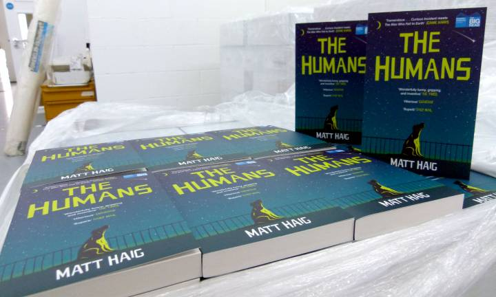 The KU Big Read – 'The Humans' Balloon Debate