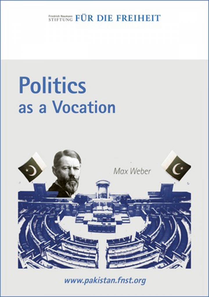 Weber's 'Vocations' and the Autonomy of the Political