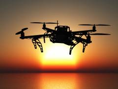 Kingston University experts play leading role in project to develop 5G drone system to establish vital communications in disaster zones