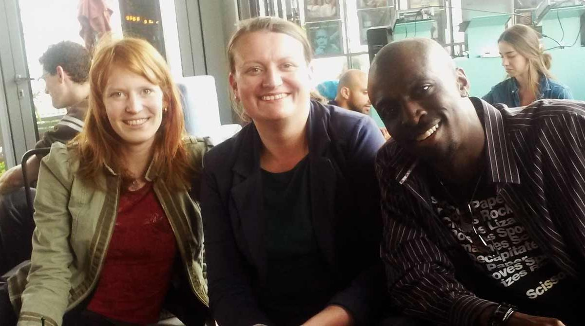 Kingston University alumni reunion in Berlin, May 2015