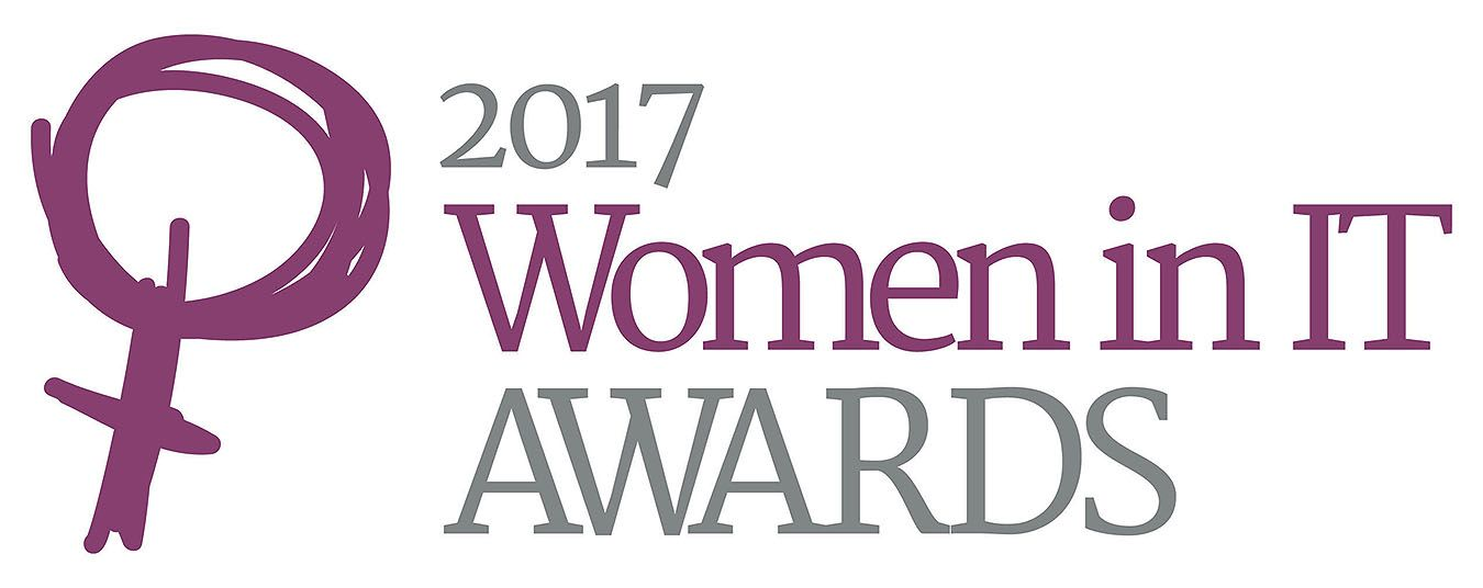 Picture of Women in IT Awards 2017 logo
