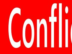 """In Conflict"" Lent Talks 2019"