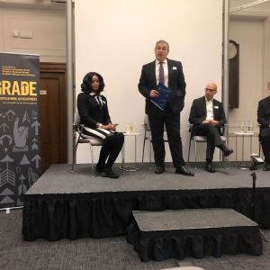 Upgrade Leadership Breakfast, April 2019