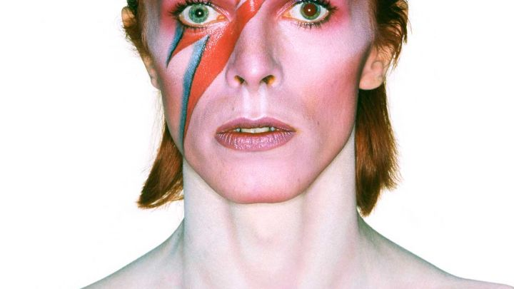Thin White Duke and Will Brooker as David Bowie: 1972 recreated