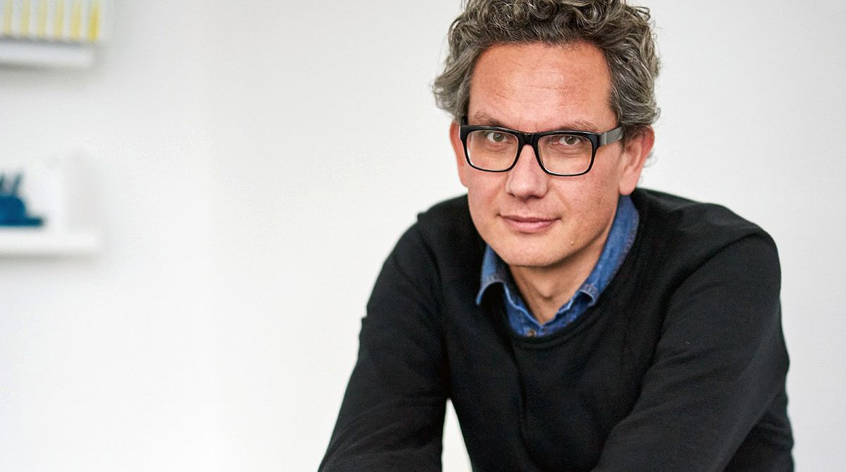 Kingston University's new Product and Furniture Design MA course director Sebastian Bergne highlights impact designers could have on modern world through creative problem solving