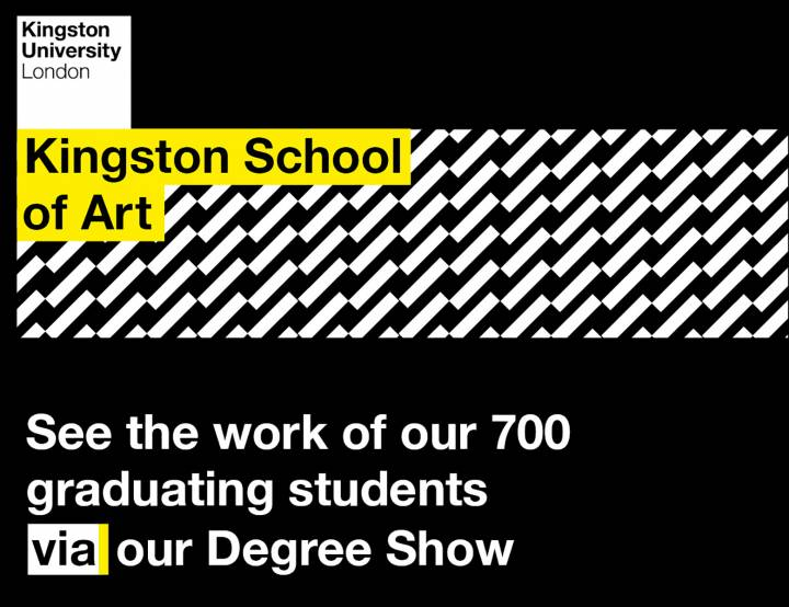 Kingston University Undergraduate Degree Show 2017