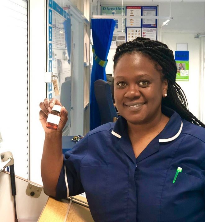 Neomi Bennett graduated from Kingston University with a degree in nursing in 2012.