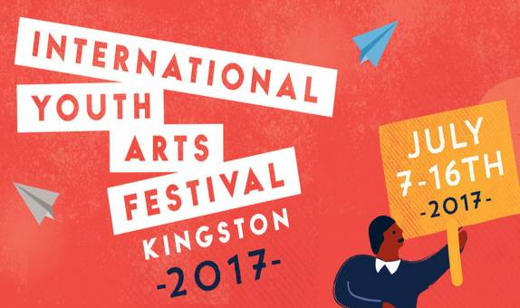 Kingston University students raise the curtains with royalty and Game of Thrones star for the International Youth Arts Festival