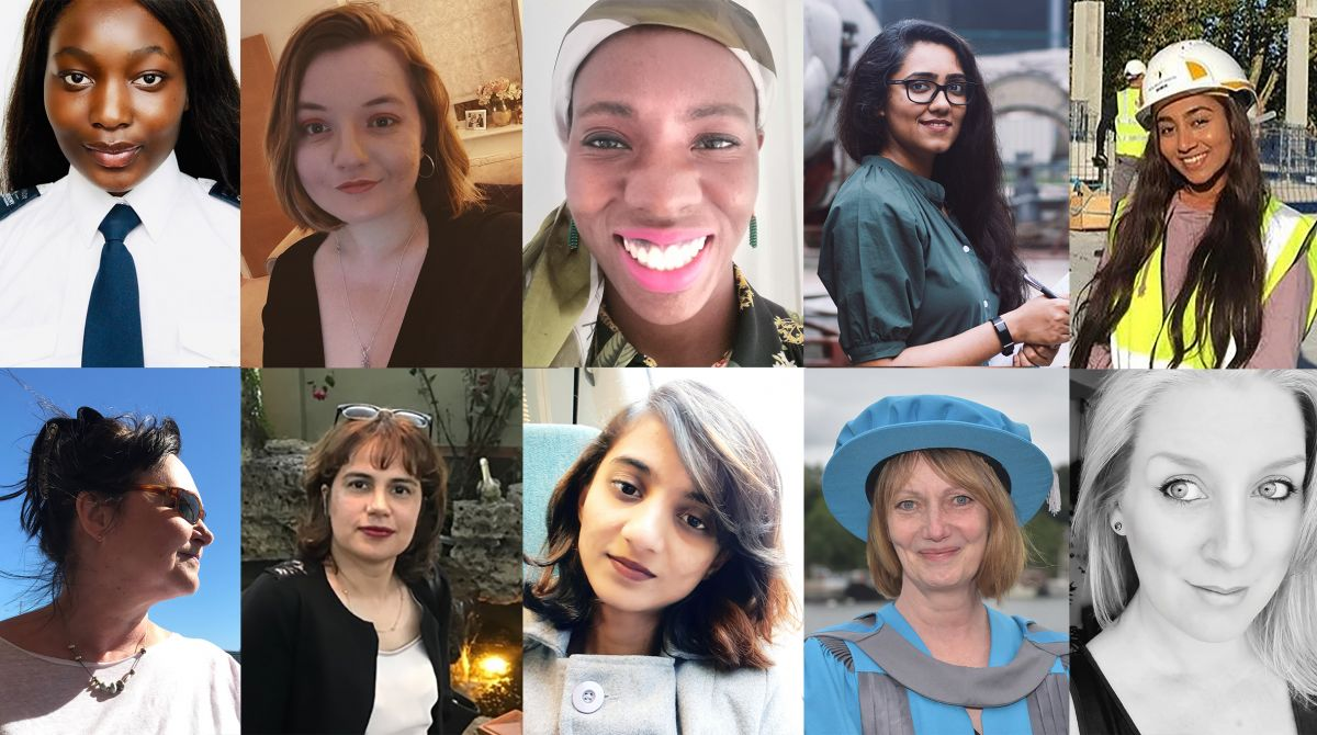 Kingston University students, staff and alumni share their stories and role models on International Women in Engineering Day