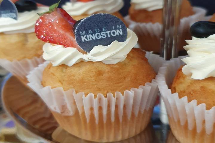 Kingston alumni Big Read Tea at the Town House