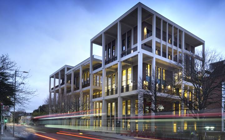 Flagship multi-million pound Town House building opens at Kingston University