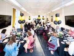 The Dean's 'Thank You' Dinner for Kingston Business School Alumni Volunteers – June 2018