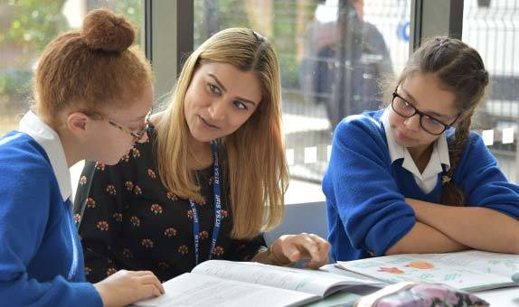 Secondary Teaching leading to Qualified Teacher Status (QTS) PGCE
