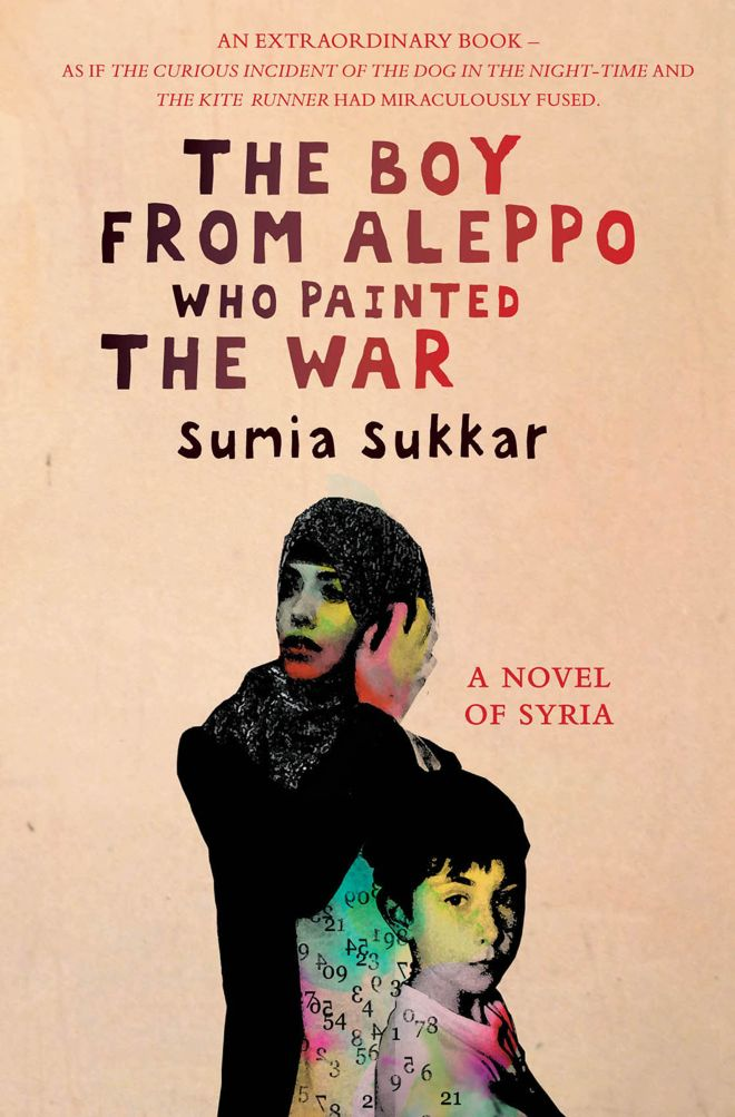 The Boy from Aleppo Who Painted the War tells the story of the conflict in Syria through the eyes of an autistic teenager.