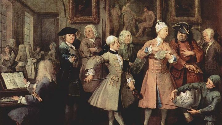 Politeness in 18th-century England