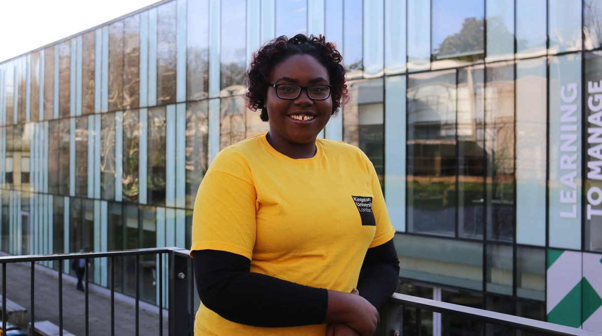 Kingston University law student recognised in Queen's Young Leader Awards for role revitalising after-school support programme in Saint Lucia