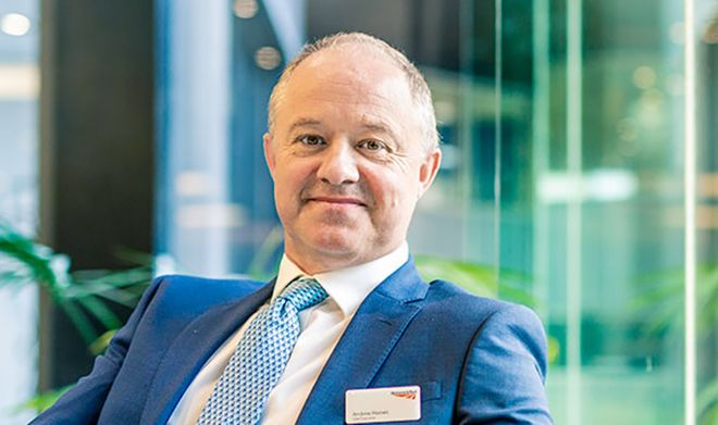 Andrew Haines OBE, Chief Executive, Network Rail
