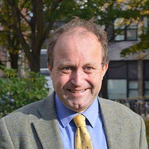 Dean of Science, Engineering and Computing Professor Mike Sutcliffe