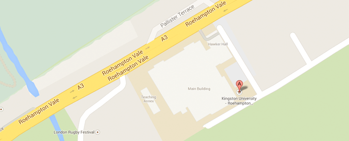 View Roehampton Vale and Penrhyn Road campuses and Bournemouth Commercial Flight Training on our Google Maps