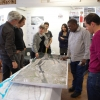 Students at Le Havre workshop