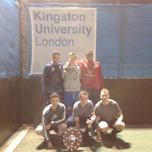 Five-a-side match report: 2013 finals night