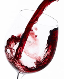 Red wine can increase the amount of testosterone in the body, researchers found. Pic: John Kasawa freedigitalphotos.net