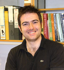Course director for Sports Analysis and Coaching James Brouner came to Kingston through Clearing in 1999.