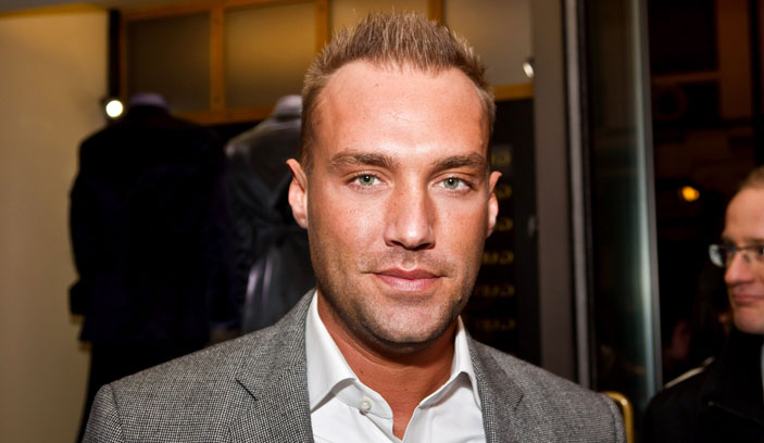 Calum Best, son of footballer George Best, decided to go bankrupt last year citing an inability to pay tax. Credit: Chris Montgomery/Rex