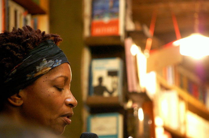 Bonnie Greer is keen to continue to work with the Kingston University Writing School, with which she has been actively involved for many years.