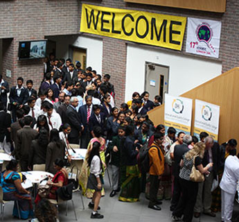 Kingston's Quality Circles Convention attracted school students from all over the world.
