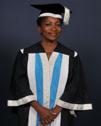 New Kingston University Chancellor Bonnie Greer is a critically-acclaimed novelist and playwright.