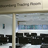 Banking and finance students can use our Bloomberg trading  room to practise different trading techniques (using live data)