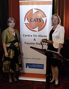 CATS is run by directors Professor Julia Davidson, a criminologist from Kingston University, and Professor Antonia Bifulco, a psychologist from Royal Holloway, University of London.