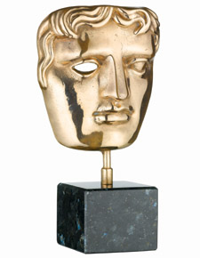 The BAFTA award comes to Kingston.