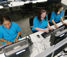 Hotline operators will be helping to match callers with the University's few remaining course vacancies.