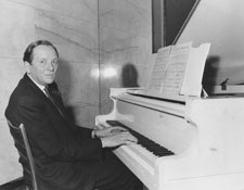 Musical composer David Heneker penned more than 20 musicals during his career.