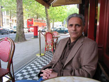 Novelist Hanif Kureishi is a writer in residence at Kingston University.