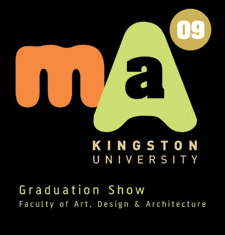 Kingston University's MA Graduation Show opens on 7 October.