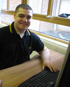Now starting his second year enrolled on Software Enginnering Bsc Patrick couldn't be happier.