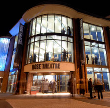Kingston University has contributed resources and finances to help make the Rose Theatre a success. Photo by Chris Pearsall.