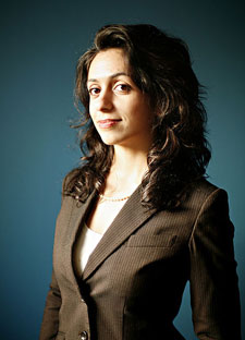 New Norwegian Culture Minister Hadia Tajik has an MA in Human Rights from Kingston University. Photo: Wikipedia