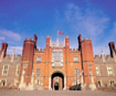 Kingston University counts the historic Hampton Court Palace as one of its research partners.