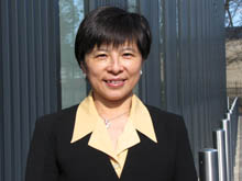 The Faculty of Engineering's fire and explosion expert, Professor Jennifer Wen