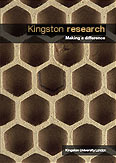 Kingston research publication cover